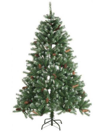Kerstboom 210cm 1024 tips...