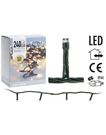 LED-verlichting 240 LED's...