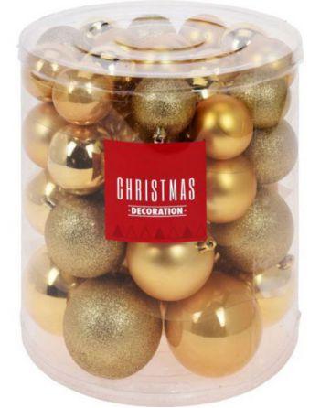 Kerstballenset - 44 stuks...