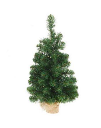 Kerstboom 60cm - 25 warm...