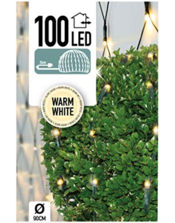 Buxus Netverlichting 100...