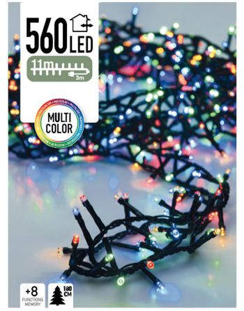 Micro Cluster 560 LED's 11...