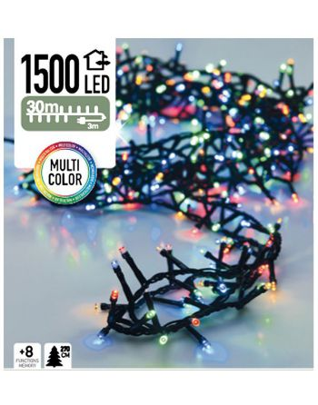 Micro Cluster 1500 LED's 30...