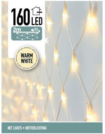 Netverlichting 160 LED's...