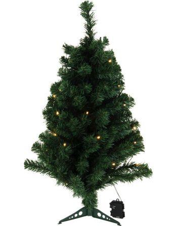 Kunstkerstboom 90cm met 35...