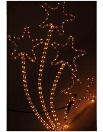 Slangverlichting sterren 72 cm
