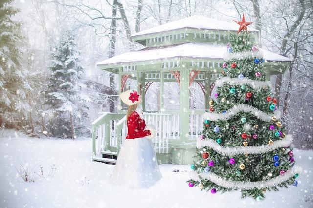 Kerstdorp ideeën