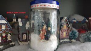 Kerstpot maken DIY Christmas Place