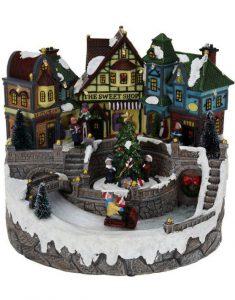 Kerstdorp uitbreiding Christmas Place